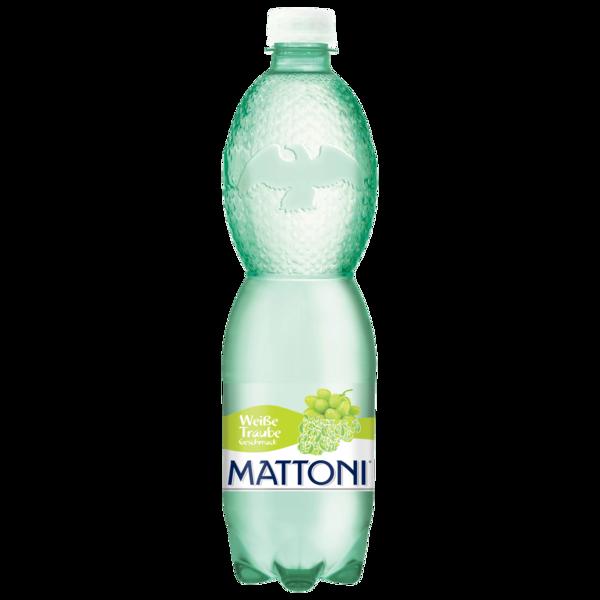 Mattoni Mineralwasser Weiße Traube 1,5l