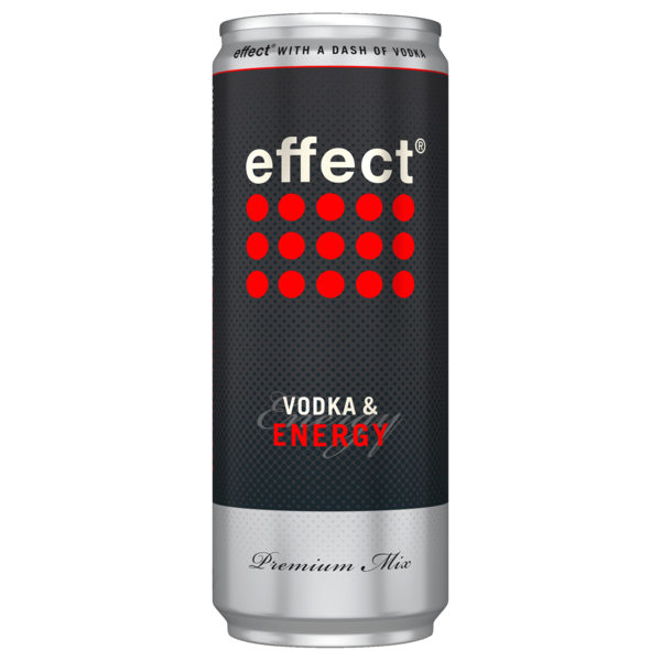 Effect Vodka & Energy 0,33l