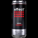Three Sixty Vodka + Effect 330ml