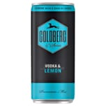 Goldberg & Sons Vodka & Lemon 0,33l