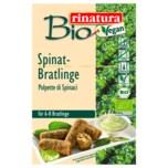 Rinatura Bio Spinat-Bratlinge vegan 150g