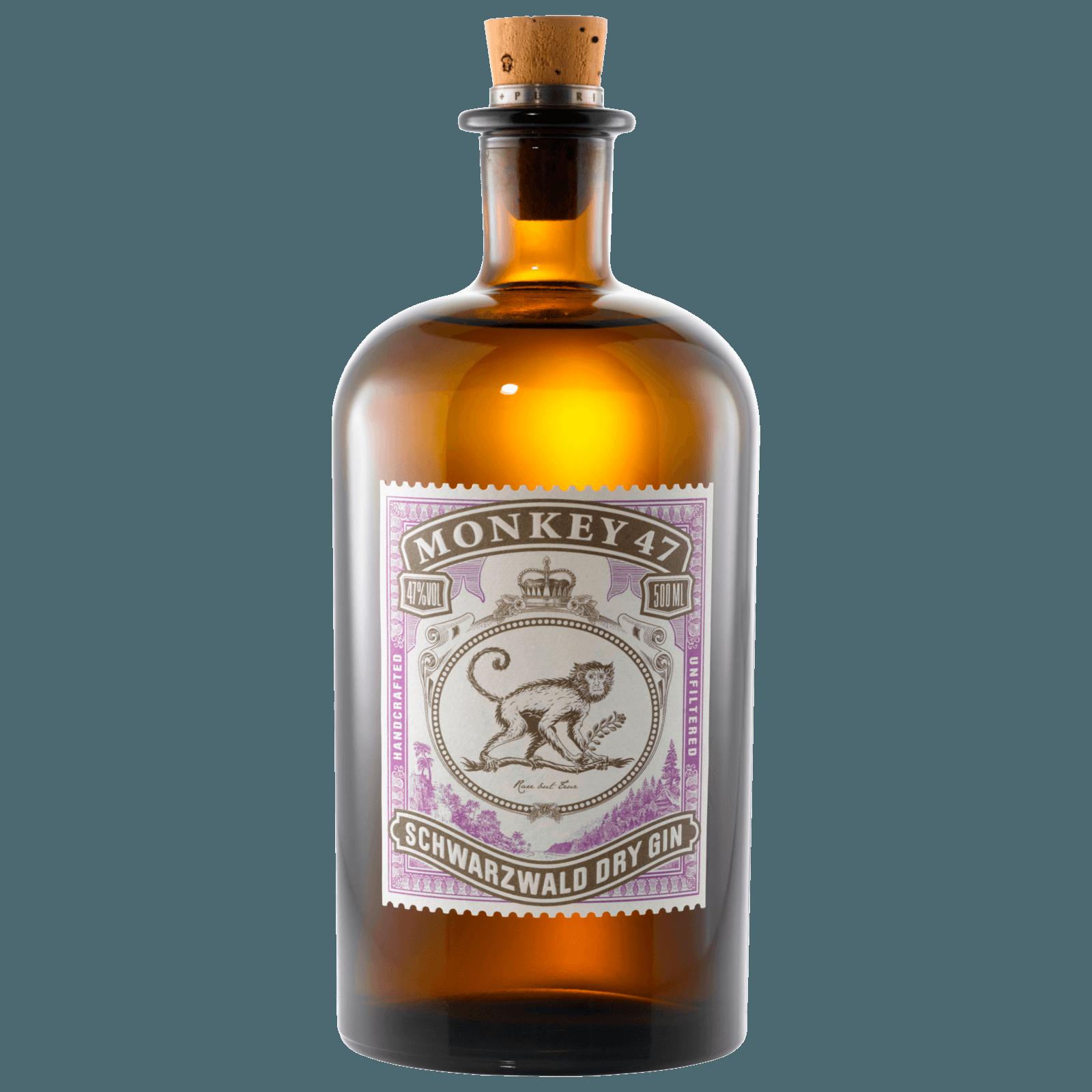 Monkey 47 Schwarzwald Dry Gin 0,5l bei REWE online bestellen!