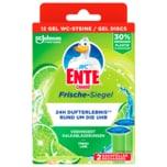 WC-Ente WC-Stein Nachfüller Frische Siegel Limone 2x36ml