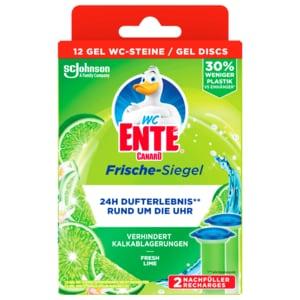 WC-Ente Frische Siegel Nachfüller Limone 2x36ml