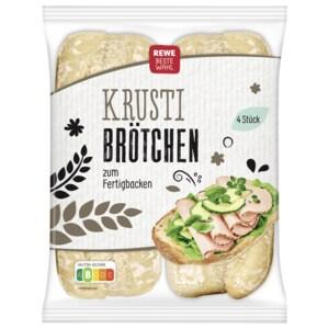 REWE Beste Wahl Krusti-Brötchen 440g