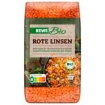REWE Bio Rote Linsen 500g