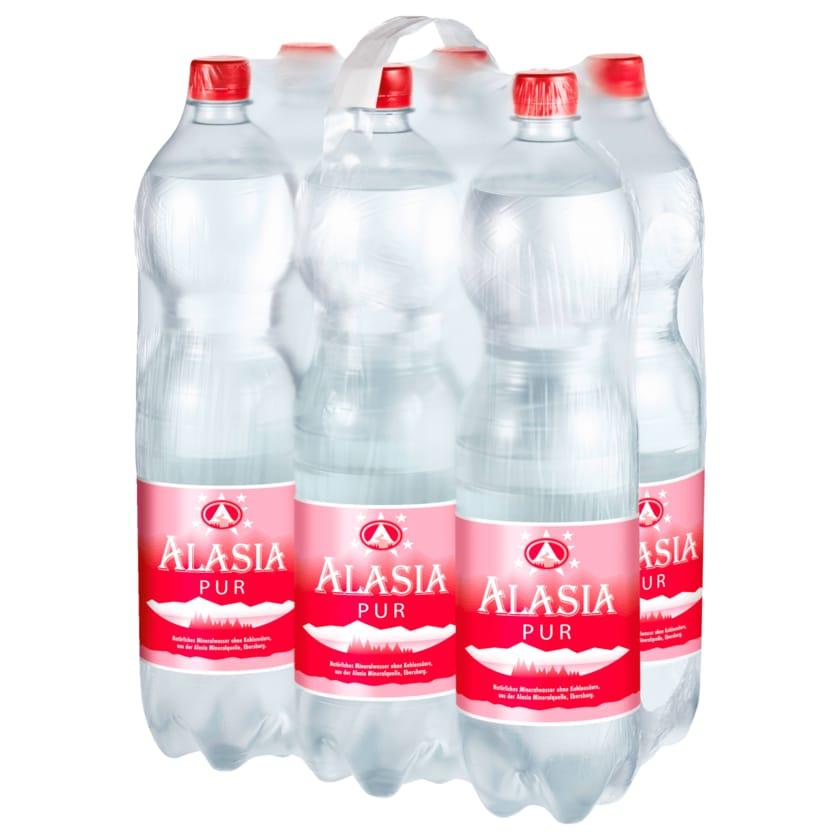 Alaska Mineralwasser pur 6x1,5l
