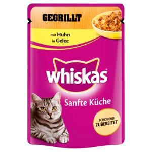 Whiskas Sanfte Küche gegrillt mit Huhn 85g