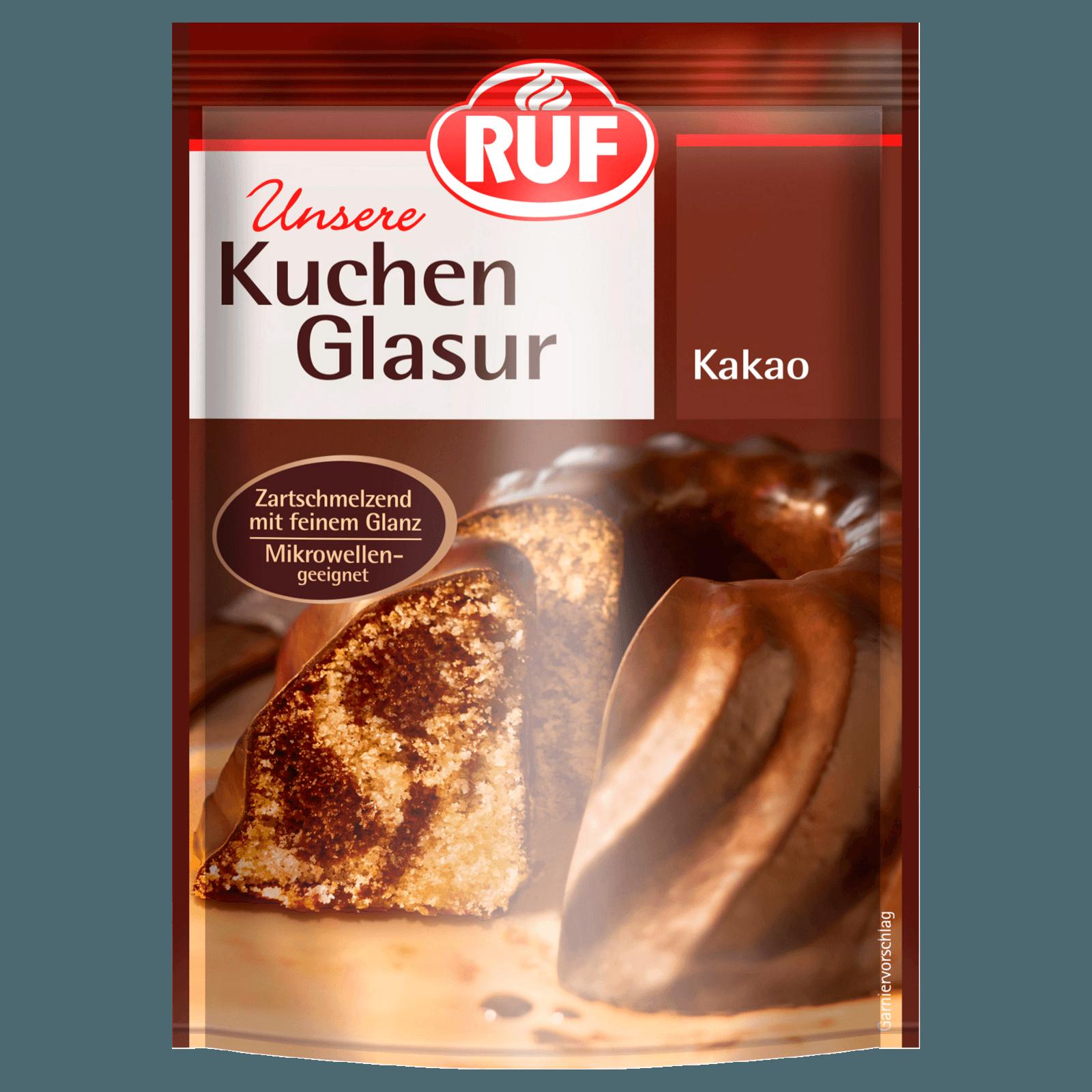 Ruf Kuchenglasur Kakao 100g Bei Rewe Online Bestellen