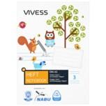 Vivess A5 Heft Liniert 16 Blatt
