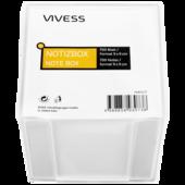 Vivess Notizbox weiß