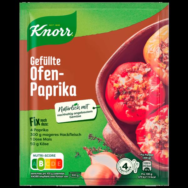 Knorr Fix Gefüllte Ofen-Paprika 43g
