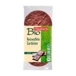 Rinatura Bio Reiswaffeln Zartbitter 100g
