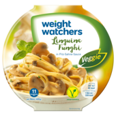 Weight Watchers Gut aufgetischt Linguine in Champignon-Sahnesauce 400g