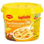 Maggi Topfinito Kartoffelsuppe mit Würstchen 380g