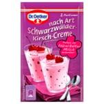 Dr. Oetker Schwarzwälder-Kirsch-Creme 59g