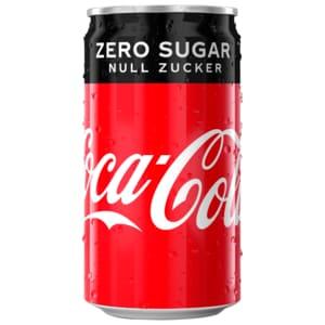 Coca-Cola Zero Sugar 0,25l