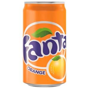 Fanta Orange 0,25l