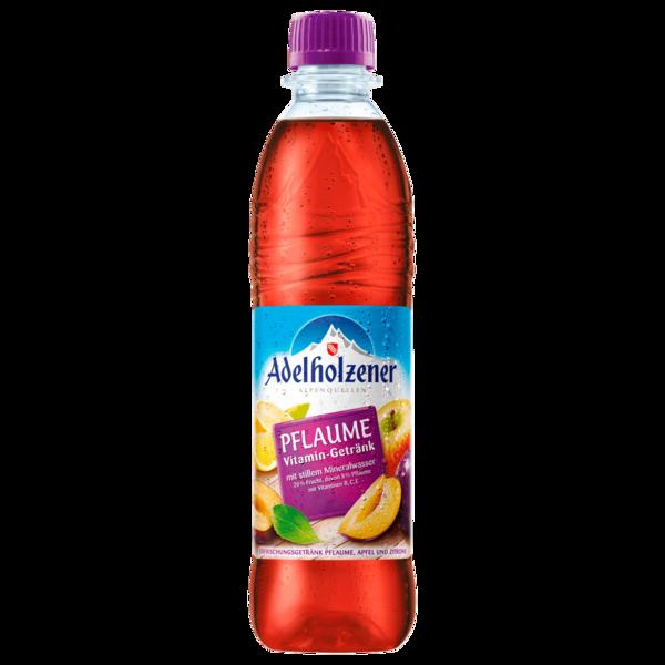 Adelholzener Pflaume Vitamin-Getränk 0,5l