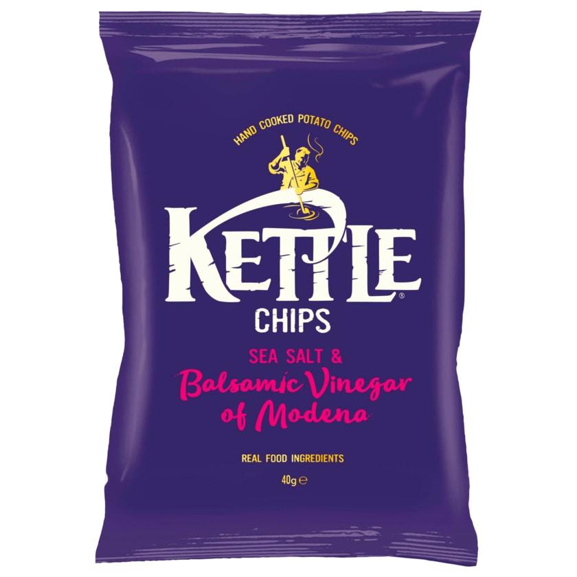 Kettle Chips Sea Salt & Balsamic Vinegar of Modena 40g
