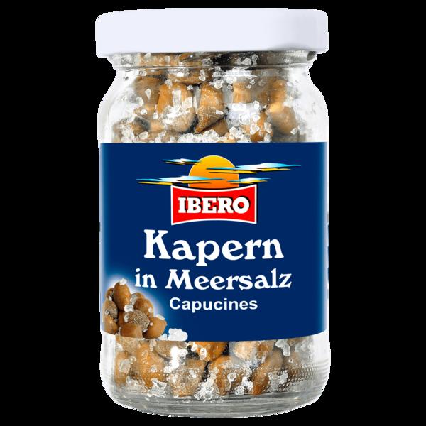 Ibero Kapern in Meersalz 75g