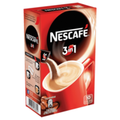 Nescafé 3in1 Löslicher Kaffee Sticks 10x17,5g