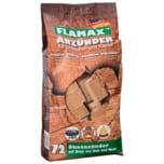 Flamax Ökologische Kohlenanzünder 72 Stück