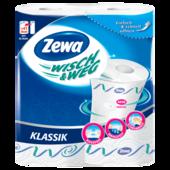 Zewa Wisch & Weg Küchenrolle Klassik 2x86 Blatt