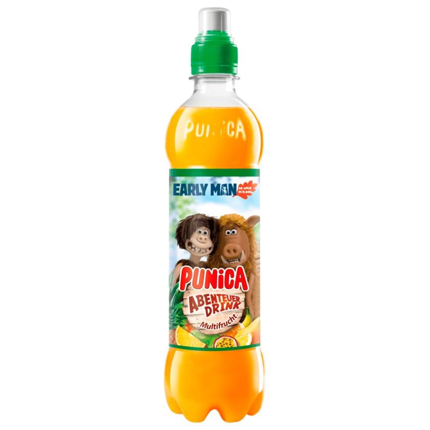 Punica Abenteuer Multifrucht Fruchtsaftgetränk für Kinder 0,5l