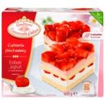 Coppenrath & Wiese Cafeteria Erdbeer-Joghurt fein & sahnig 600g, 6 Stück