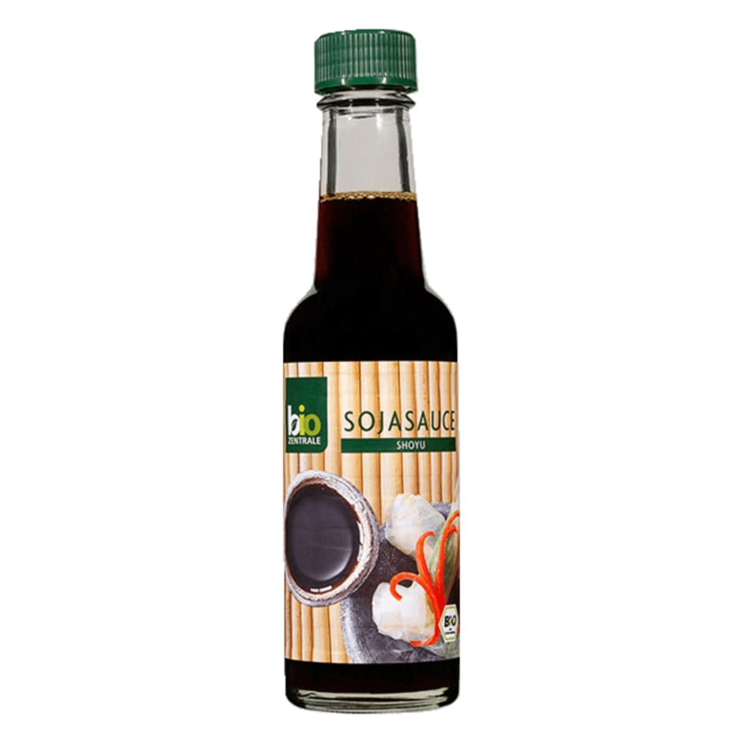 Biozentrale Bio Soja-Sauce 140ml