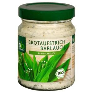 Bio Zentrale Brotaufstrich Bärlauch 125g