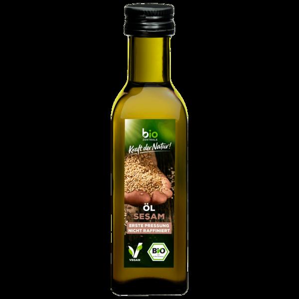 Bio Zentrale Sesam-Öl 100ml