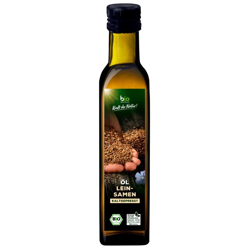 Biozentrale Bio Lein-Öl 250ml