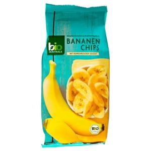Bio Zentrale Bananenchips 150g