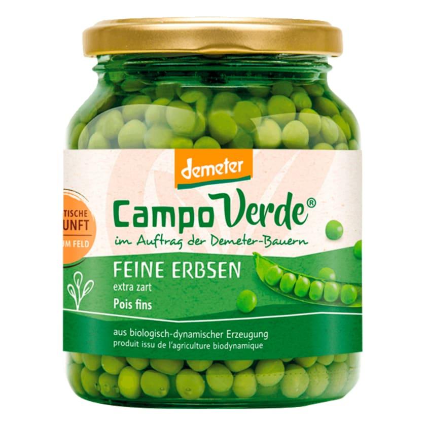 Campo Verde Bio Demeter Feine Erbsen 230g