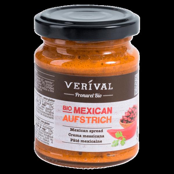 Verival Bio Mexican Aufstrich 125g