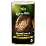 Bio Zentrale Reiswaffeln Hirse-Mais 100g