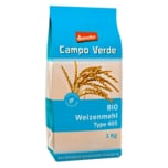 Campo Verde demeter Bio Weizenmehl Type 405 1kg