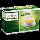 Bünting Tee Fine Green 35g, 20 Beutel