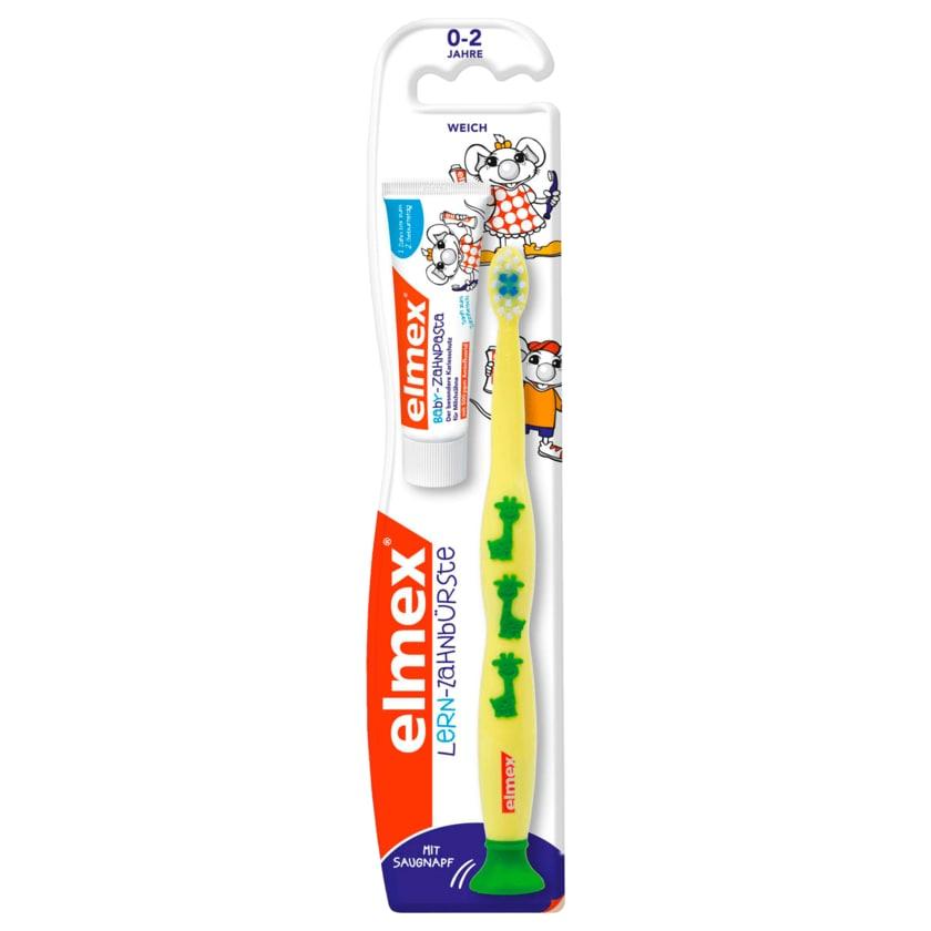 elmex Lern-Zahnbürste 0-2 Jahre