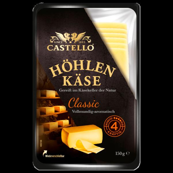 Castello Höhlenkäse Classic Scheiben 150g