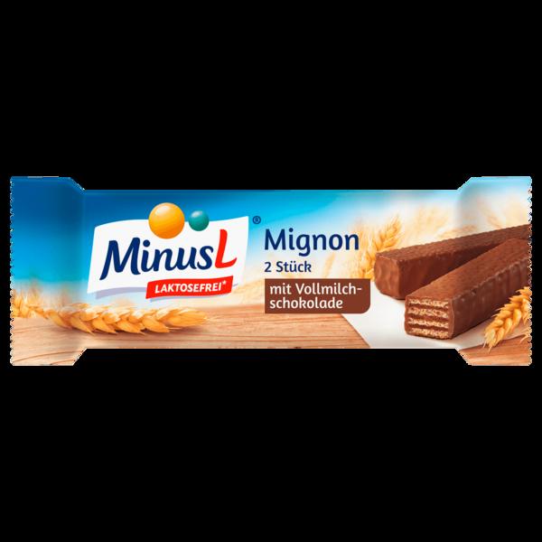 MinusL Mignon Riegel 30g