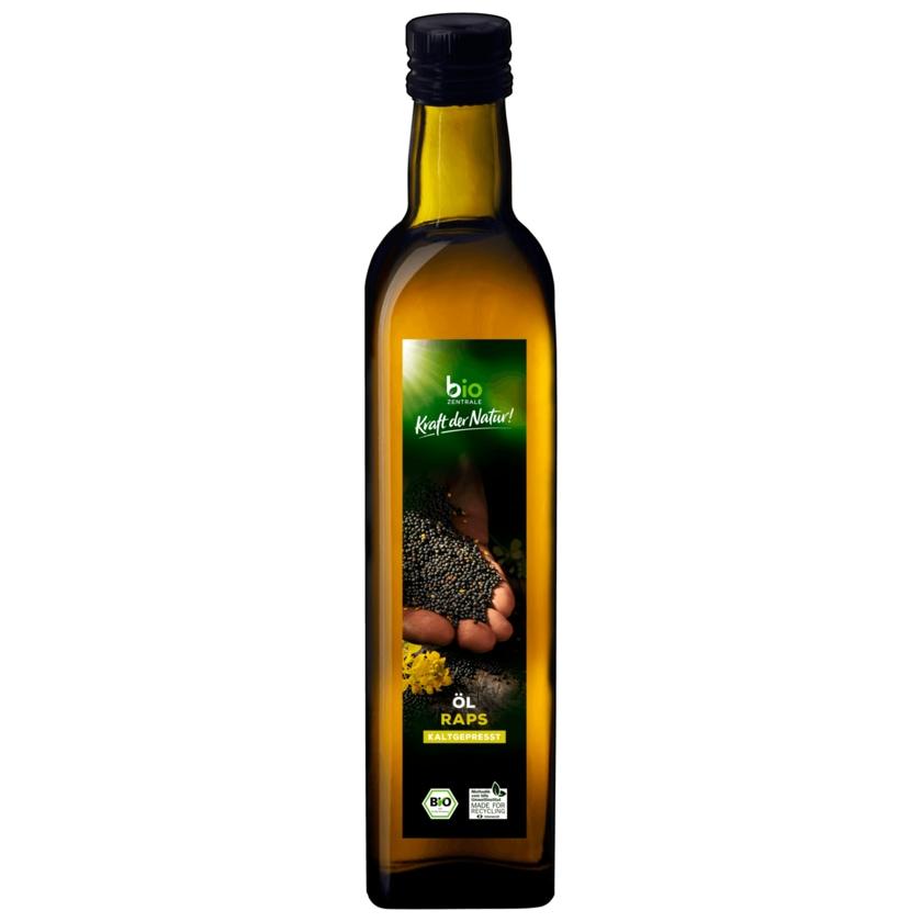 Biozentrale Bio Raps-Öl 500ml