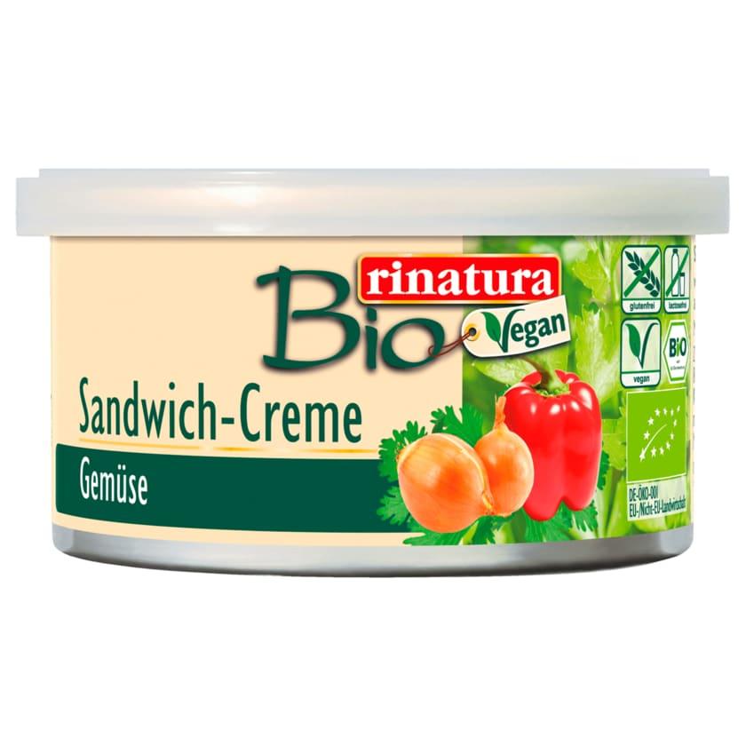 Rinatura Bio Sandwich-Creme Gemüse 125g