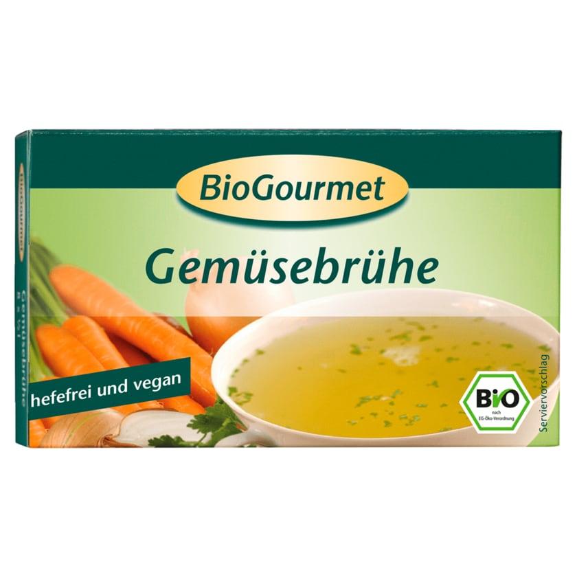 BioGourmet Gemüsebrühe Würfel 8 Stück