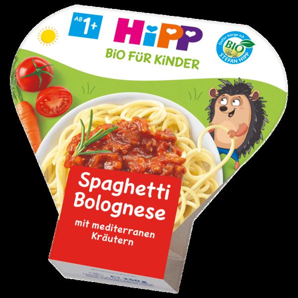 Hipp Bio Spaghetti Bolognese 1-3 Jahre 250g