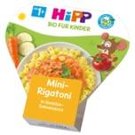 Hipp Bio Mini-Rigatoni in Gemüse-Sahnesauce 250g