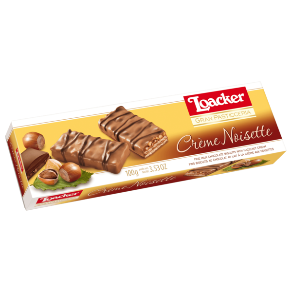 Loacker Gran Pasticceria Noisette 100g