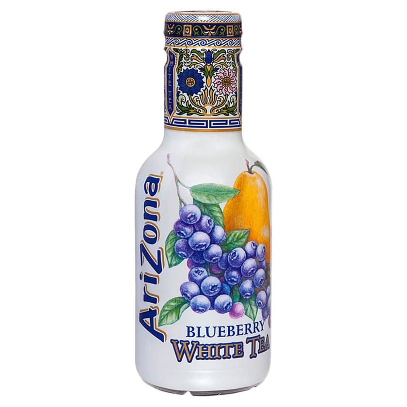 Arizona White Tea Blueberry 0,5l